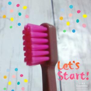 1度は使ってみるべき、歯ブラシ!
