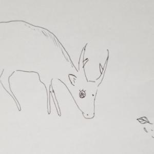 """単独猟 第18回 """"撃壌""""                    (鹿) 犬なし / スコープ&ボルトアクション銃"""