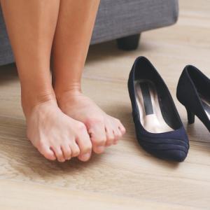 靴が原因の足のむくみ特徴はこれ!見分け方と対処法