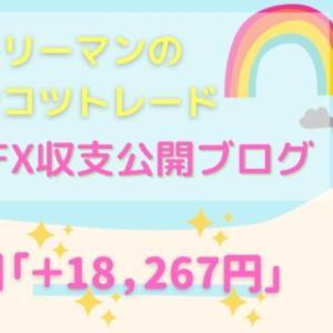 平凡サラリーマンのコツコツFX収支公開【75週目+18,267円】
