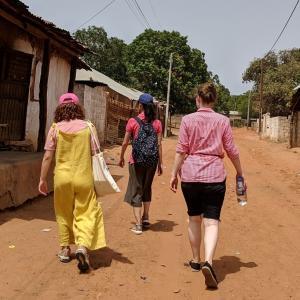 西アフリカ・ガンビアでのリサーチから早2年