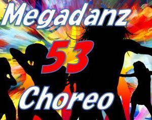 2021年1月からのスタート Megadanz 53 コリオ