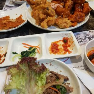 アブダビで人気の韓国料理店