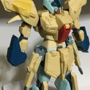 MG リガズィ(カスタム) ③武器とB.W.S