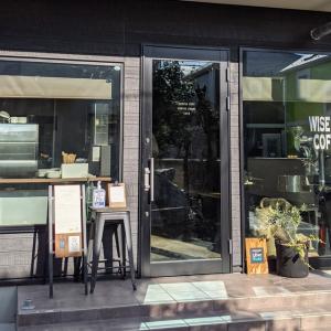 Wiseman Coffee @武蔵小金井