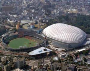 東京ドームを建て替えるかもって言っても土地がない