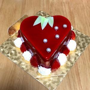 結婚記念日美味しかったケーキ