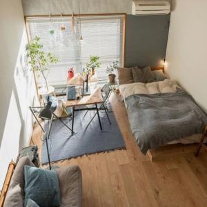 狭い部屋を快適にする方法