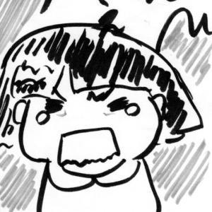 【コミックブログ】令和3年1月1日(金)「夜泣き」