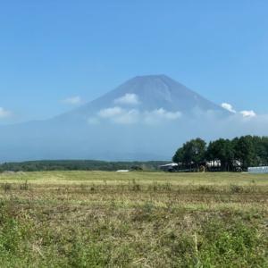 富士山登山(吉田ルート)