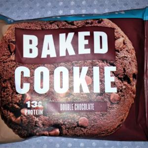 【マイプロテイン】ベイクドクッキーのフレーバー味レビュー 糖質カロリー評価
