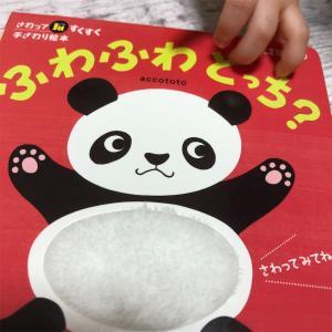 【0歳児から】触って楽しむ絵本5選