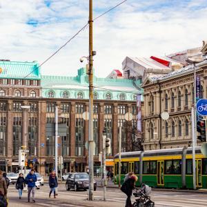 北欧旅行 フィンランド・ヘルシンキを巡る