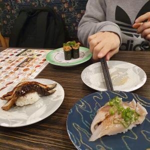 久々に明洞のがってん寿司へ