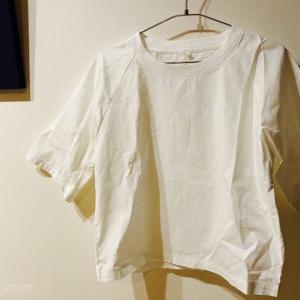 【無印良品】お得なセール価格!大型路面店で購入した五分袖Tシャツ