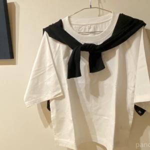 【無印良品】布帛Tシャツが500円!?半額以下でお得に購入しました