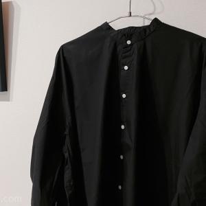 昨年オープンした複合施設!セレクトショップで日本製の黒シャツを購入しました
