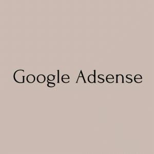 Google Adsenseに受かった!