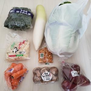 【Day23】大船の『ひととき』でランチをして、安い八百屋『大船市場』で野菜を買って、夜はミルフィーユ鍋。