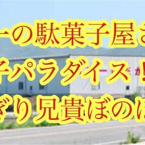 「日本一のだがし売場」第1回おにぎり兄貴が行くぼのぼの旅ブログ
