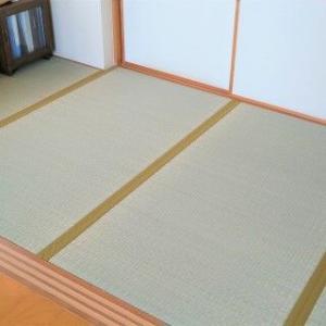 家の設備㉗ 畳の利点