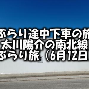 『ぶらり途中下車の旅』太川陽介の南北線ぶらり旅(6月12日)