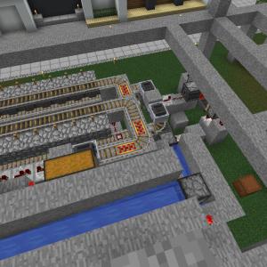 マイクラ日記 Part140 ~コンクリート製造所を作る【前編】~