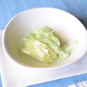 腸を整える・キャベツのレモン塩麹マリネ
