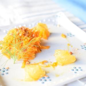 キャロットオレンジ