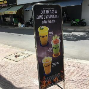 ベトナム!新しいカフェができたので行ってみた・・