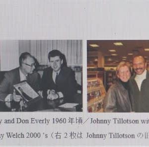 2019.10.31日記(下):ElvisとBeatlesの狭間で~Johnny Tillotsonの時代