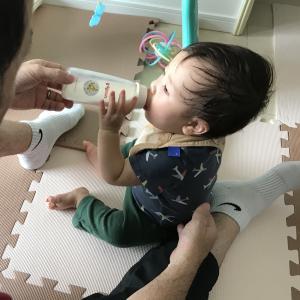 ベビークモン~私の育児日記 0歳10ヶ月~