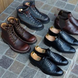 靴の記念日