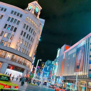 今日は #GINZA #銀座 に出没! #銀座の風景 #photography #拍照 #東京