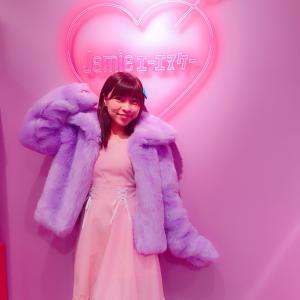 #渋谷パルコ 11月22日OPEN! #Jamieエーエヌケー #お洋服 #レセプション #服