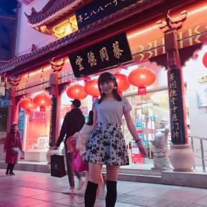 #上海 なのに #横浜中華街 っぽい写真 #南京東路 #南京东路 #上海旅行 #旅行記