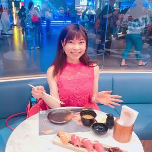#バンコク の #お寿司 #sushiSEKI 海外で食べたSUSHI no.1 #タイ #旅行