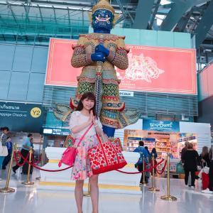 今日の #スワンナプーム空港 #バンコク #曼谷机场 #空港 #帰国便 #ただいま #タイ旅行