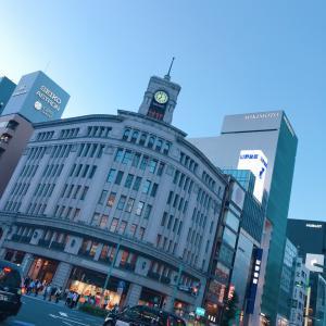 昨日の #銀座の風景 #銀座 #風景 #写真 #東京 #風景写真 #街の風景