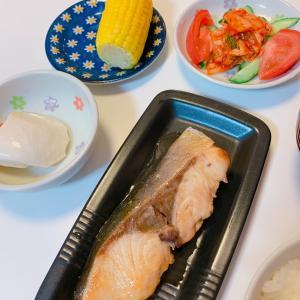 #ぶりの照り焼き #お魚 #和食 #美味しいね #おうちごはん #今天的晚饭 #晩ご飯 #夕飯