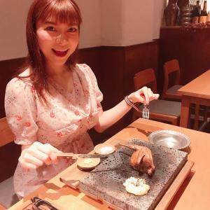 #赤坂 で高級な #ジビエ #鳩肉屋 #香ばしい #ハト肉 や #トルコ料理 #旅してる気分