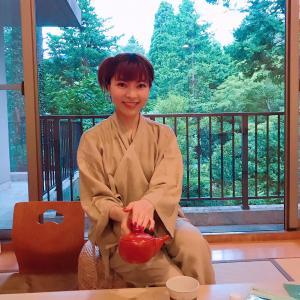 #箱根 から #おはよう #宿の朝食 #温泉 #箱根旅行 #女子旅 #お母さんと #はこね