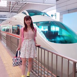 今回の旅の #ロマンスカー の #車両写真 #箱根湯本 行き #GOTOキャンペーン #箱根
