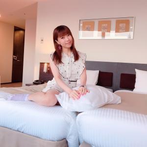 #宿泊レポ #パークホテル東京 #ホテル宿泊 #お母さんと #プチ旅行 #お部屋編 #宿泊記