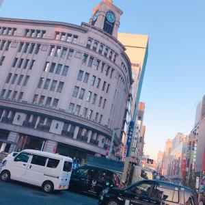 #銀座 #風景写真 #GINZA #ぎんざ #Tokyo #中央区 #銀座交差点 #都内