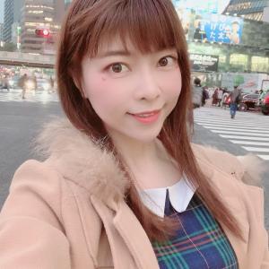 #渋谷 の #風景 #SHIBUYA #スクランブル交差点 #ライトアップ