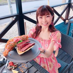 #恩納村 #タコス専門店 #blueentrancekitchen めっちゃ美味しかった #沖縄