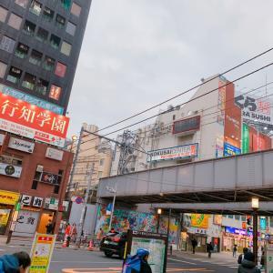 #今日の写真 #風景 #高田馬場 #takatanobaba #Tokyo #山手線 #東京