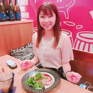 #下北沢 #岩中豚ステーキ の #ランチコース #下北沢ランチ #美味しかった #肉バル