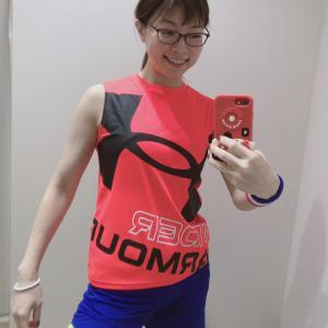 #5km #走り込み #ジム #ランニング と #格闘技フィットネス #健身房